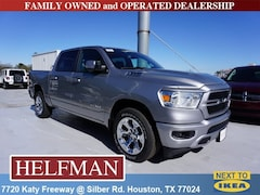 New 2019 Ram 1500 BIG HORN / LONE STAR CREW CAB 4X2 5'7 BOX Crew Cab 1C6RREFT0KN684962 for Sale in Houston, TX at Helfman Dodge Chrysler Jeep Ram