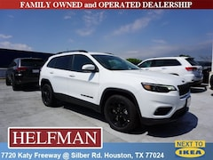New 2019 Jeep Cherokee ALTITUDE FWD Sport Utility 1C4PJLLB9KD403903 for Sale in Houston, TX at Helfman Dodge Chrysler Jeep Ram