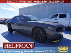New 2019 Dodge Challenger GT Coupe 2C3CDZJG5KH574145 for Sale in Houston, TX at Helfman Dodge Chrysler Jeep Ram