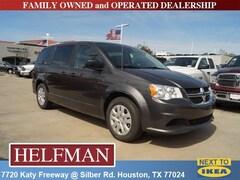 New 2019 Dodge Grand Caravan SE Passenger Van 2C4RDGBG6KR585318 for Sale in Houston, TX at Helfman Dodge Chrysler Jeep Ram