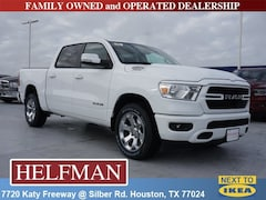 New 2019 Ram 1500 BIG HORN / LONE STAR CREW CAB 4X2 5'7 BOX Crew Cab 1C6RREFTXKN684967 for Sale in Houston, TX at Helfman Dodge Chrysler Jeep Ram