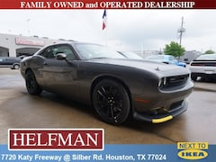 New 2019 Dodge Challenger R/T SCAT PACK Coupe for Sale in Houston, TX at Helfman Dodge Chrysler Jeep Ram