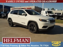 New 2019 Jeep Cherokee ALTITUDE FWD Sport Utility 1C4PJLLB3KD339406 for Sale in Houston, TX at Helfman Dodge Chrysler Jeep Ram