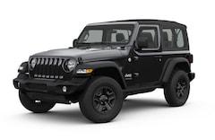 New 2019 Jeep Wrangler SPORT 4X4 Sport Utility 1C4GJXAG6KW626295 for Sale in Houston, TX at Helfman Dodge Chrysler Jeep Ram