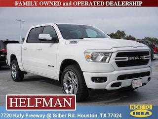 2019 Ram 1500 BIG HORN / LONE STAR CREW CAB 4X2 5'7 BOX Crew Cab for Sale in Houston, TX at Helfman Dodge Chrysler Jeep Ram