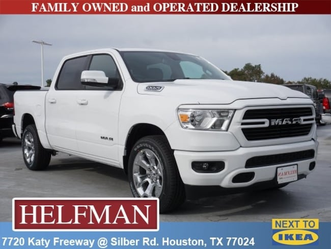 new 2019 ram 1500 big horn lone star crew cab 4x2 5 39 7 box for sale in houston near spring tx. Black Bedroom Furniture Sets. Home Design Ideas