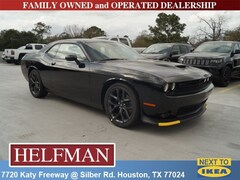 New 2019 Dodge Challenger GT Coupe 2C3CDZJG3KH587217 for Sale in Houston, TX at Helfman Dodge Chrysler Jeep Ram