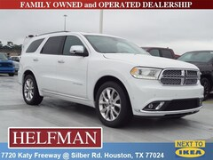 New 2019 Dodge Durango CITADEL RWD Sport Utility for Sale in Houston, TX at Helfman Dodge Chrysler Jeep Ram