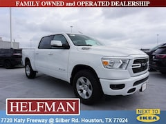 New 2019 Ram 1500 BIG HORN / LONE STAR CREW CAB 4X2 5'7 BOX Crew Cab 1C6RREFT2KN769138 for Sale in Houston, TX at Helfman Dodge Chrysler Jeep Ram