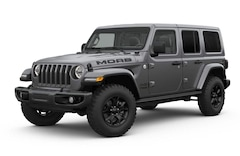 New 2019 Jeep Wrangler UNLIMITED MOAB 4X4 Sport Utility 1C4HJXEG8KW579348 for Sale in Houston, TX at Helfman Dodge Chrysler Jeep Ram