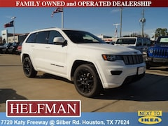New 2019 Jeep Grand Cherokee ALTITUDE 4X2 Sport Utility 1C4RJEAG1KC614828 for Sale in Houston, TX at Helfman Dodge Chrysler Jeep Ram