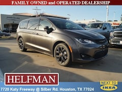 New 2019 Chrysler Pacifica TOURING PLUS Passenger Van 2C4RC1FG7KR574127 for Sale in Houston, TX at Helfman Dodge Chrysler Jeep Ram