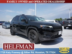 New 2019 Jeep Cherokee ALTITUDE FWD Sport Utility 1C4PJLLB5KD405275 for Sale in Houston, TX at Helfman Dodge Chrysler Jeep Ram