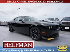 New 2019 Dodge Challenger GT Coupe 2C3CDZJG1KH596353 for Sale in Houston, TX at Helfman Dodge Chrysler Jeep Ram