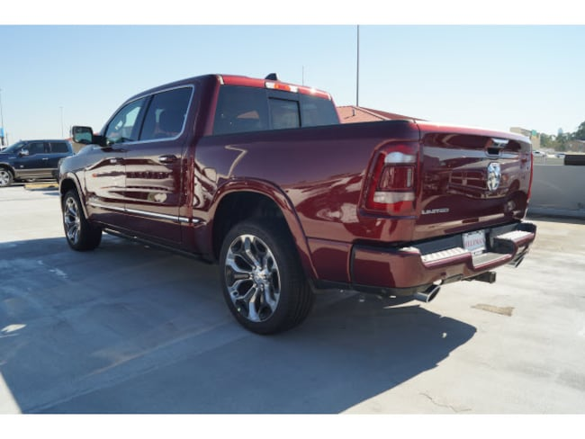 New 2019 Ram 1500 Limited Crew Cab 4x2 5 7 Box For Sale In