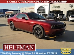 New 2019 Dodge Challenger R/T SCAT PACK Coupe 2C3CDZFJ4KH586839 for Sale in Houston, TX at Helfman Dodge Chrysler Jeep Ram