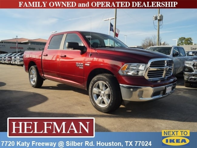 New 2019 Ram 1500 BIG HORN / LONE STAR CREW CAB 4X2 5'7 BOX Crew Cab for Sale in Houston, TX at Helfman Dodge Chrysler Jeep Ram