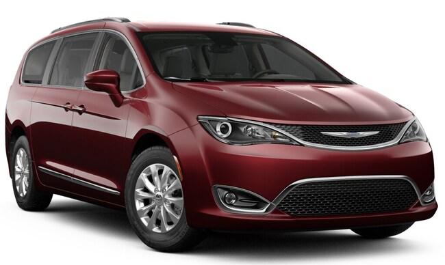 New 2019 Chrysler Pacifica TOURING L PLUS Passenger Van for Sale in Houston, TX at Helfman Dodge Chrysler Jeep Ram