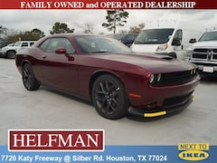 New 2019 Dodge Challenger GT Coupe 2C3CDZJG1KH587216 for Sale in Houston, TX at Helfman Dodge Chrysler Jeep Ram