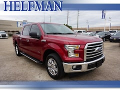 2017 Ford F-150 Truck SuperCrew Cab for Sale in Stafford, TX at Helfman Ford