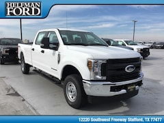 New 2019 Ford Superduty F-350 XL Truck 1FT8W3BT0KED63690 for Sale in Stafford, TX at Helfman Ford