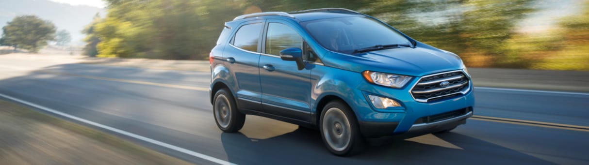 2019 Ford EcoSport for Sale in Stafford, TX