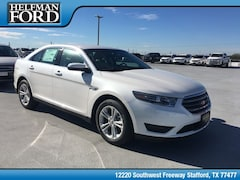 New 2019 Ford Taurus SEL Sedan 1FAHP2E82KG100934 for Sale in Stafford, TX at Helfman Ford