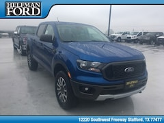 New 2019 Ford Ranger XLT Truck 1FTER4EH0KLA05184 for Sale in Stafford, TX at Helfman Ford