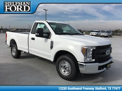 New 2019 Ford Superduty F-250 XL Truck 1FTBF2A65KED63681 for Sale in Stafford, TX at Helfman Ford