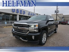 2017 Chevrolet Silverado 1500 High Country Truck Crew Cab for Sale in Stafford, TX at Helfman Ford