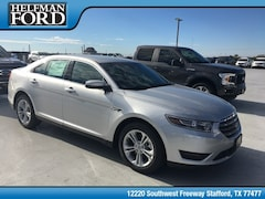 New 2019 Ford Taurus SEL Sedan 1FAHP2E80KG100933 for Sale in Stafford, TX at Helfman Ford