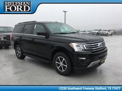 New 2019 Ford Expedition XLT SUV 1FMJU1HT6KEA26990 for Sale in Stafford, TX at Helfman Ford