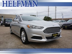 Used 2013 Ford Fusion SE Sedan 3FA6P0HR3DR385154 for Sale in Stafford, TX at Helfman Ford