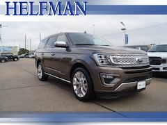 2018 Ford Expedition Platinum SUV for Sale in Stafford, TX at Helfman Ford