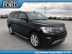 New 2019 Ford Expedition XLT SUV 1FMJU1HTXKEA05771 for Sale in Stafford, TX at Helfman Ford