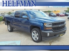 2018 Chevrolet Silverado 1500 LT w/1LT Truck Crew Cab for Sale in Stafford, TX at Helfman Ford