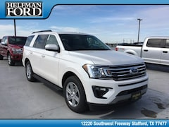 New 2019 Ford Expedition XLT SUV 1FMJU1HT8KEA26991 for Sale in Stafford, TX at Helfman Ford