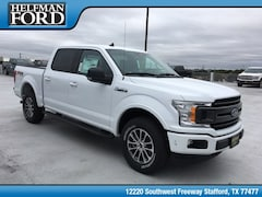 New 2019 Ford F-150 XLT Truck for Sale in Stafford, TX at Helfman Ford