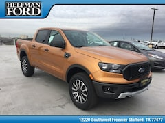 New 2019 Ford Ranger XLT Truck 1FTER4EH8KLA15249 for Sale in Stafford, TX at Helfman Ford