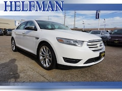 Used 2013 Ford Taurus Limited Sedan 1FAHP2F82DG140500 for Sale in Stafford, TX at Helfman Ford