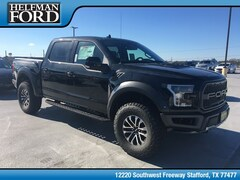 New 2019 Ford F-150 Raptor Truck 1FTFW1RG6KFA14435 for Sale in Stafford, TX at Helfman Ford