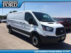 New 2017 Ford Transit Vanwagon Van Truck 1FTYE2YM6HKA25024 for Sale in Stafford, TX at Helfman Ford