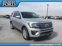 New 2019 Ford Expedition XLT SUV 1FMJU1HT3KEA30625 for Sale in Stafford, TX at Helfman Ford