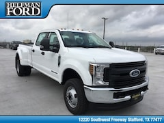 New 2019 Ford Superduty F-350 XL Truck 1FT8W3DT1KEE01926 for Sale in Stafford, TX at Helfman Ford