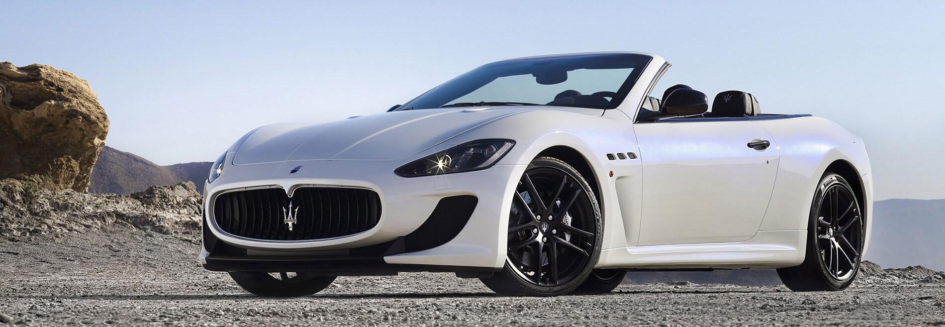 Maserati Service & Repair, Oil Change, Tires Sugar Land TX, Houston