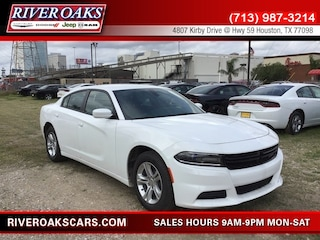 New 2018 Dodge Charger SXT RWD Sedan 2C3CDXBG3JH309421 for Sale in Houston, TX at River Oaks Chrysler Jeep Dodge Ram
