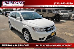 2014 Dodge Journey SXT SUV for Sale in Houston, TX at River Oaks Chrysler Jeep Dodge Ram