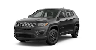 New 2019 Jeep Compass SPORT FWD Sport Utility 3C4NJCAB8KT699839 for Sale in Houston, TX at River Oaks Chrysler Jeep Dodge Ram