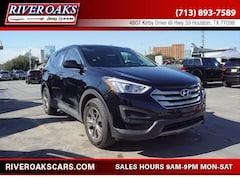 2015 Hyundai Santa Fe Sport 2.4L SUV for Sale in Houston, TX at River Oaks Chrysler Jeep Dodge Ram