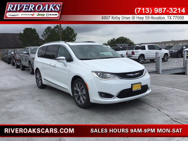 Houston New 2019 Chrysler Pacifica LIMITED TX, Spring, Pearland, Humble,  KR702800